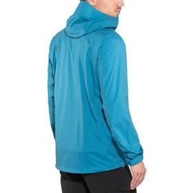 Black Diamond Stormline Stretch Rain Shell Jacket Men Kingfisher